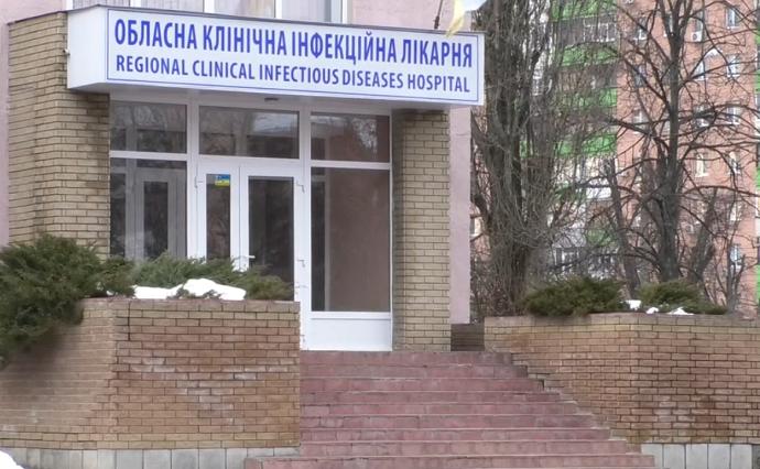 Харків. На коронавірус хворіють вже 20 медиків обласної ...
